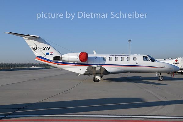 2019-04-19 9A-JIP Cessna 525 Air Pannonia