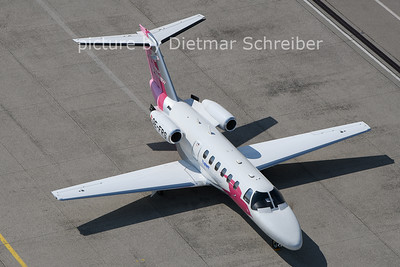 2021-05-01 OE-FRS Cessna 525A Pink Sparrow