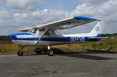2012-08-16 OO-TVB Cessna 150