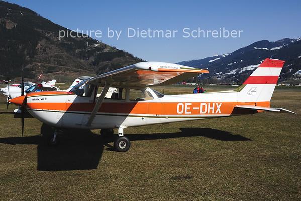 2014-03-29 OE-DHX Cessna 172