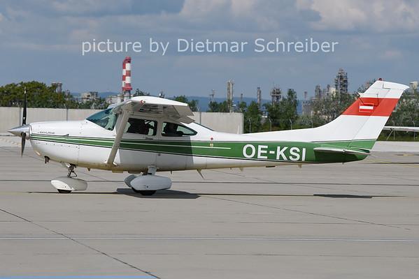 2021-05-29 OE-KSI Cessna 182