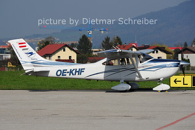 2014-03-29 OE-KHF Cessna 182
