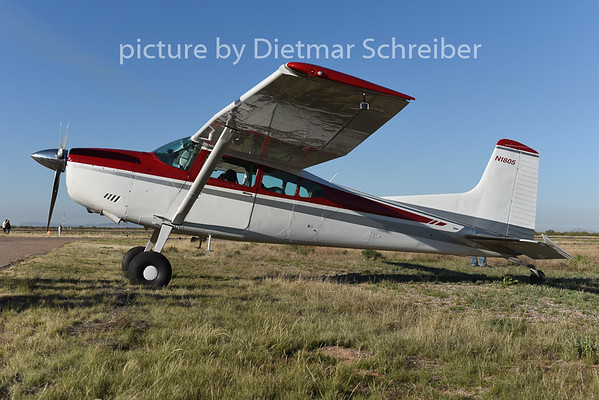 2015-02-07 N1805 Cessna 185