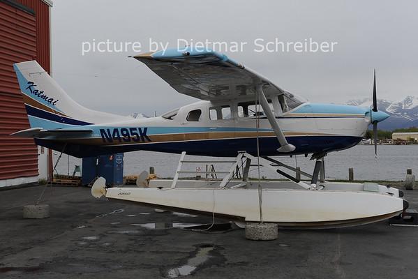 2012-05-21 N495K Cessna 206 Katmai Air