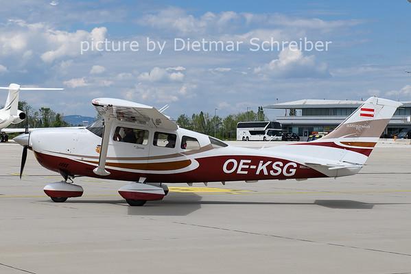 2021-05-29 OE-KSG Cessna 206