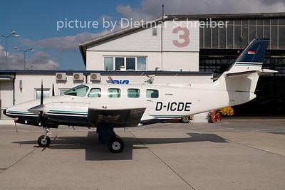2009-10-19 D-ICDE Cessna 303