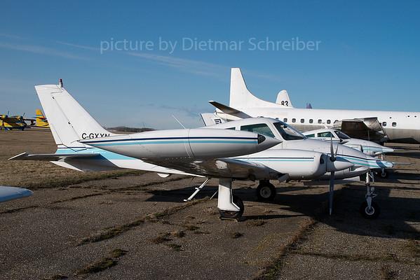 2007-04-28 C-GXXN Cessna 310 Air Spray