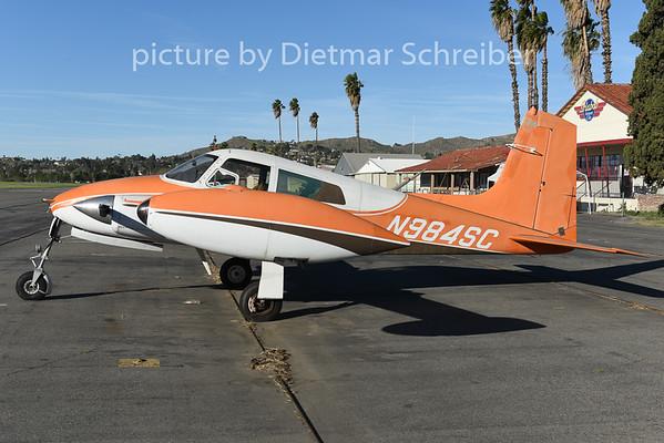 2015-02-11 N984SC Cessna 310