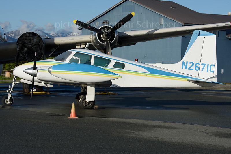 2017-05-30 N2671C Cessna 310