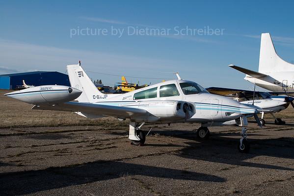 2007-04-28 C-GXJP Cessna 310 Air Spray