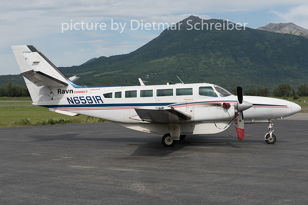 2015-06-14 N6591R Cessna 406 Ravn Alaska