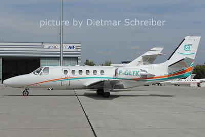 2012-09-27 F-GLTK CEssna 550