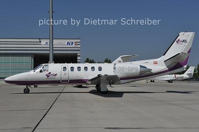 2011-07-12 OE-GPS Cessna 550 Tyroal AIr Ambulance