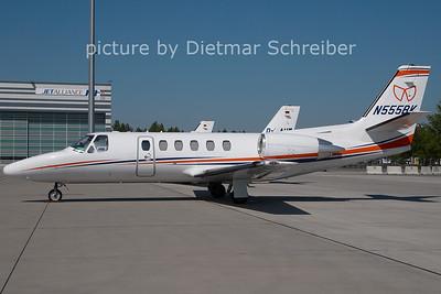 2011-05-06 N555BK Cessna 550