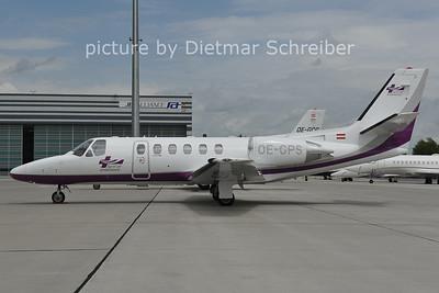 2011-06-08 OE-GPS Cessna 550 Tyrol Jet Service