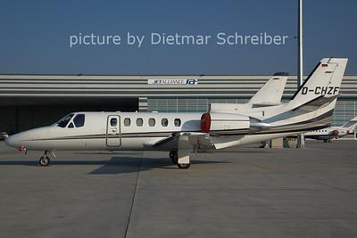 2006-12-01 D-CHZF Cessna 550