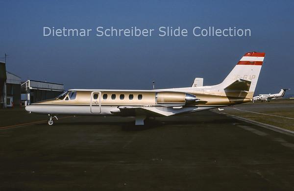 OE-GAP Cessna S550 Citation 2 (c/n S550-0034) Automobilvertriebs Gmbh