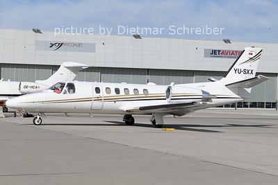 2021-04-11 YU-SXX Cessna 550