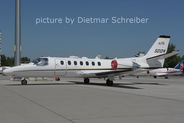 2011-05-25 95-0124 Cessna 560 USAF