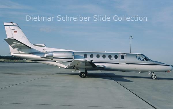 2011-06 OE-GCP Cessna 560 Citation 5 (c/n 560-0214) Krono Air