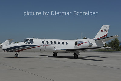 2011-05-25 YR-TIC Cessna 560