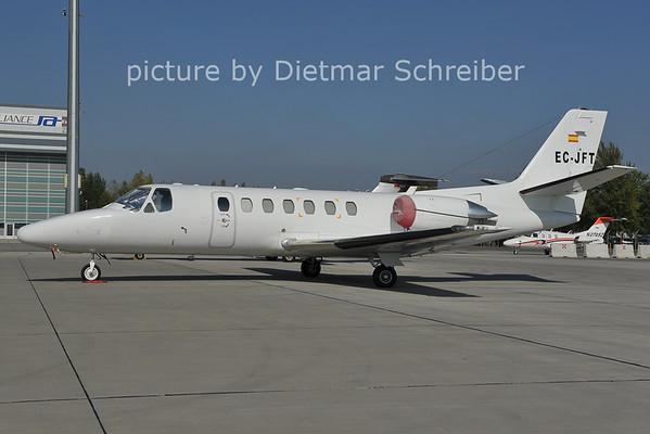 2011-09-27 EC-JFT CEssna 560