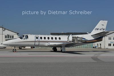 2011-09-16 OM-ATM Cessna 560