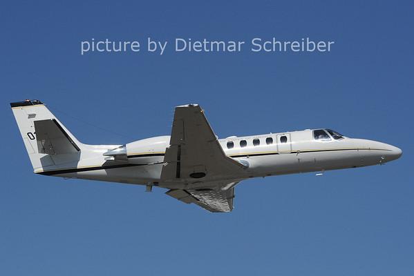 2012-05-17 00-1051 Cessna 560 USAF
