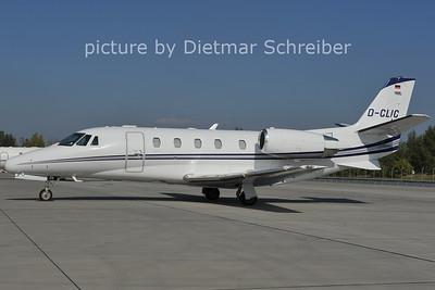 2011-09-27 D-CLIC Cessna 560XL