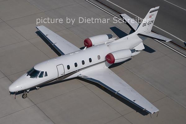 2011-04-21 OE-GZK Cessna 560XL