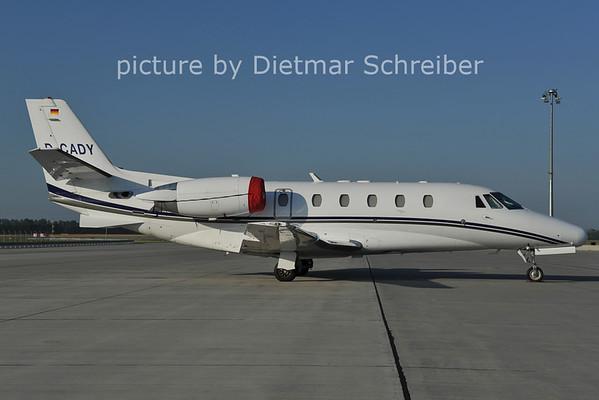 2011-07-06 D-CADY Cessna 560XL
