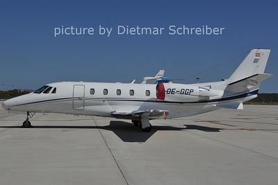 2011-09-23 OE-GGP CEssna 560XL