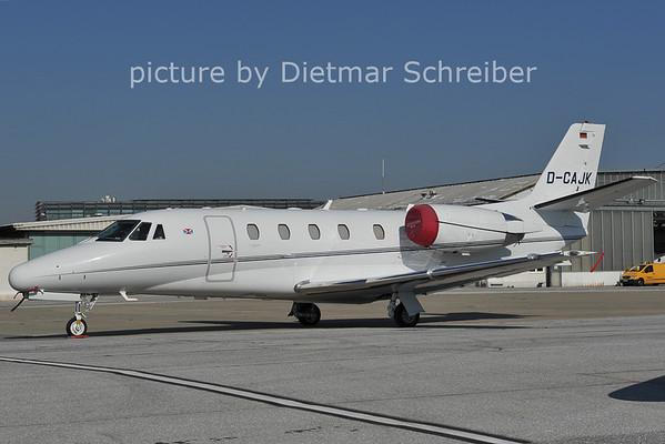 2011-10-18 D-CAJK Cessna 560XL