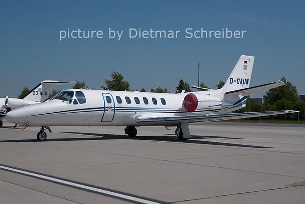 2011-05-06 D-CAUW Cessna 560XL