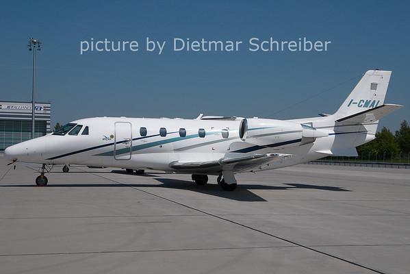 2011-05-06 I-CMAL Cessna 560XL