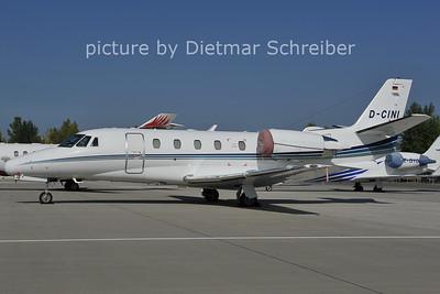 2011-09-16 D-CINI Cessna 560XL