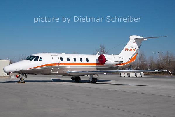 2011-03-07 PH-MYX Cessna 650