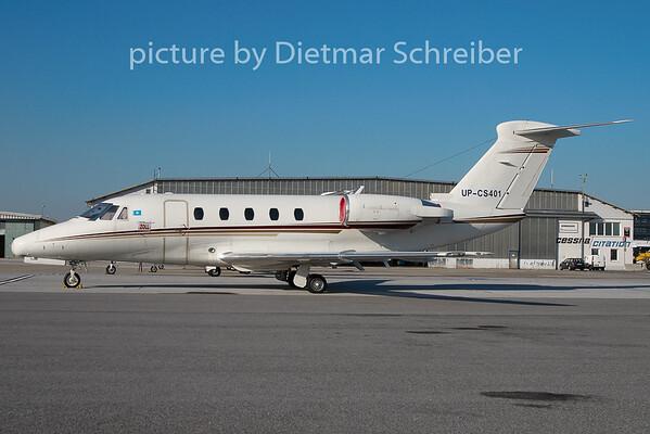 2010-09-21 UP-CS401  Cessna 650