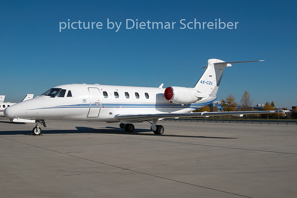 2010-10-27 4X-CZA Cessna 650