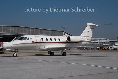 2010-04-07 UP-CS401 Cessna 650