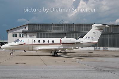 2010-05-24 UP.CS401 Cessna 650