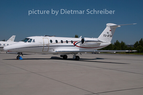 2009-07-17 YU-BTM Cessna 650