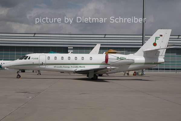2011-04-13 D-CCFF Cessna 680