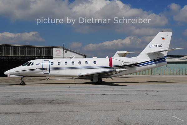 2014-04-11 D-CAWS Cessna 680 Citation Souvereign;