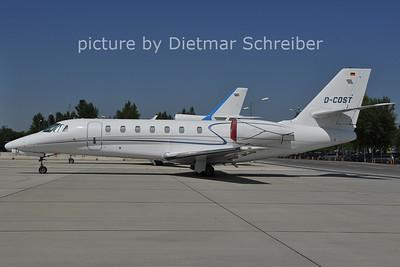 2011-07-12 D-COST Cessna 680