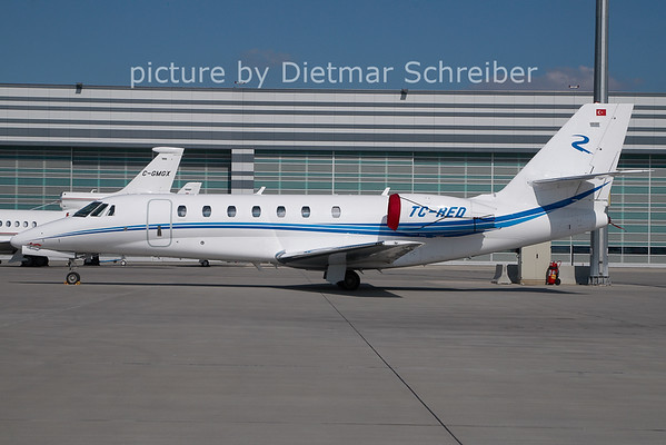 2011-03-21 TC-RED Cessna 680