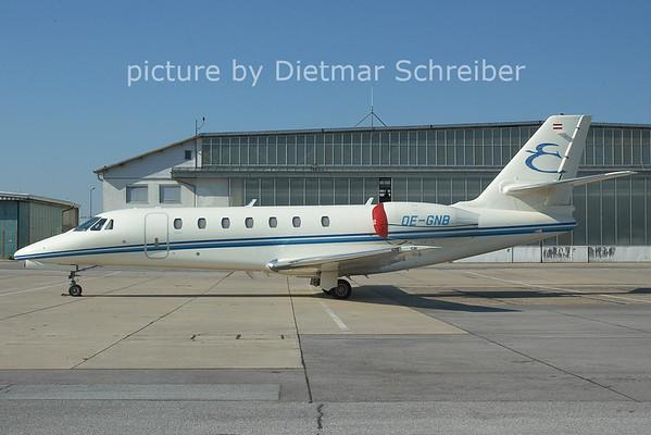 2006-07-20 OE-GNB Cessna 680