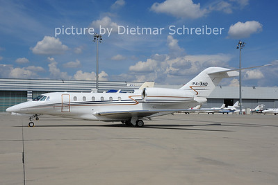 2014-07-14 P4-AND Cessna 750