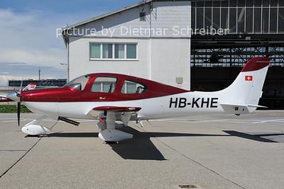 2013-05-20 HB-KHE Cirrus SR20