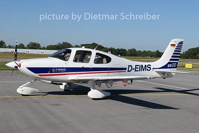 2020-08-21 D-EIMS Cirrus SR20
